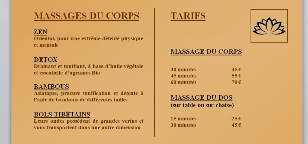 Wellness spa de l amandier l h tel le mandelberg repos calme - Restaurant la table de mittelwihr ...